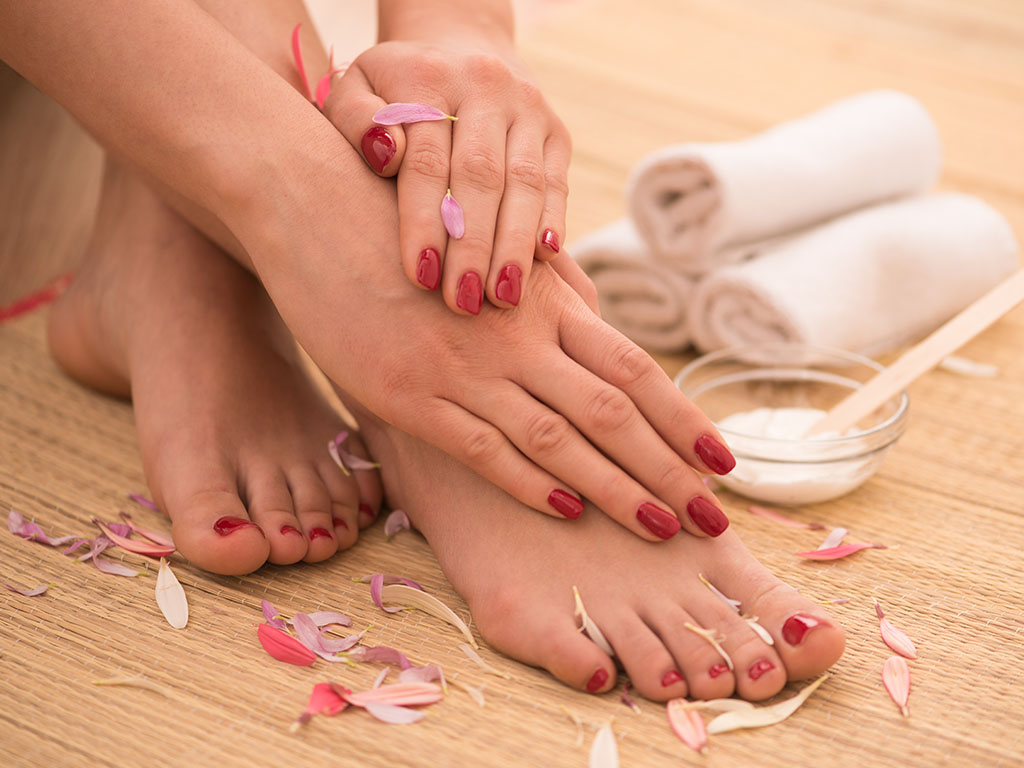 Pedicures & Manicures Nowra